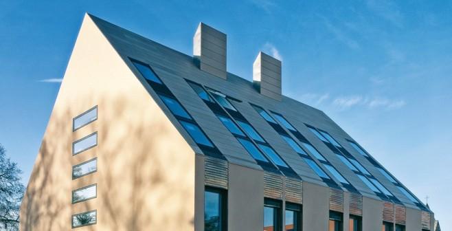Ravna streha Rhenofol - namenjena vsem strešnim konstrukcijam,